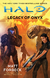 Front cover of Halo: Legacy of Onyx.