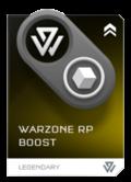 REQ Warzone RP Boost Legendary
