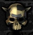 HW2 skull cowbell.png