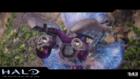 HTMCC H2A Achievement Skulltaker Halo 2: Grunt Birthday Party achievement art
