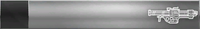 HTMCC Nameplate Silver Rocket Launcher