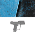 H3 Pistol BlueHeaven Skin.png