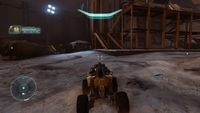 Halo 5 Skull 1 - Mission 6 Evacuation - cone 2.jpg