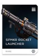 SPNKR Rocket Launcher REQ card in Halo 5: Guardians