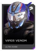 H5G REQ Helmets Viper Venom Ultra Rare
