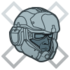 "Icon for the ""Sorry Mate"" Spartan Company Kill Commendation."