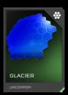 H5G REQ Visor Glacier Uncommon