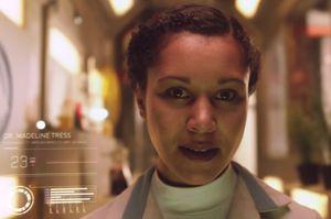 Madeline Tress from Halo: Nightfall: RECON-14.