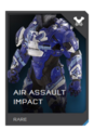 REQ Card - Armor Air Assault Impact.png