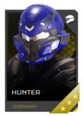 H5G REQ Helmets Hunter Legendary