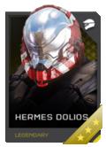 H5G REQ Helmets Hermes Dolios Legendary