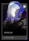 H5G REQ Helmets Rogue Ultra Rare