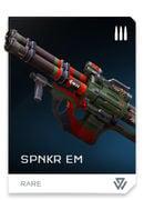 SPNKR EM REQ card in Halo 5: Guardians