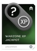 REQ Warzone XP Jackpot Uncommon