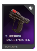 H5G REQ Weapon Skins Superior Targetmaster Ultra Rare