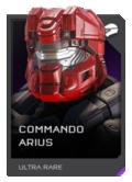H5G REQ Helmets Commando Arius Ultra Rare