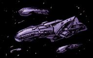 Invasion - Covenant sniper warship.png