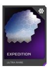 H5G REQ Visor Expedition Ultra Rare