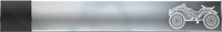 HTMCC Nameplate Platinum Mongoose