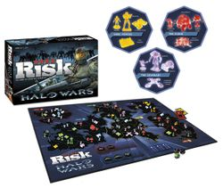 RISK Halo Wars Collector's Edition