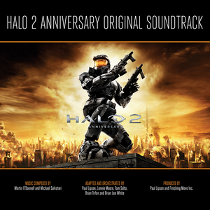 The soundtrack's cover