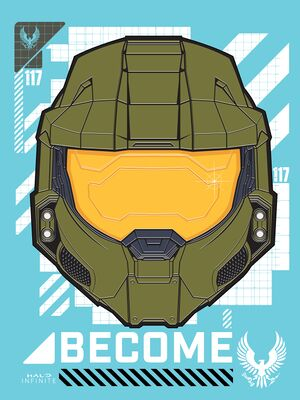Halo Infinite OST Spotify Cover