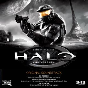 The soundtrack's cover.