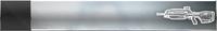 HTMCC Nameplate Platinum Battle Rifle
