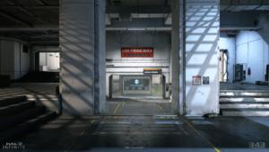 Pre-release screenshot of Live Fire