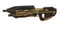 Render of the Assault Rifle's Turbine skin. Taken from The Master Chief Collection, and added since it's an erroneously flipped model. Resulting in improper charging handle placement.