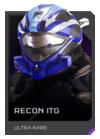 H5G REQ Helmets Recon ITG Ultra Rare