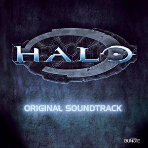 The cover of the Halo: Original Soundtrack.