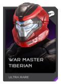 H5G REQ Helmets War Master Tiberian Ultra Rare
