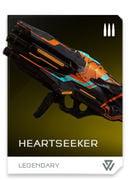 Heartseeker REQ card in Halo 5: Guardians