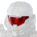 Dragoon visor icon from the Halo Infinite Multiplayer Tech Preview.