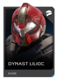H5G REQ Helmets Dynast Lilioc Rare