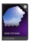 H5G REQ Visor Greystone Ultra Rare