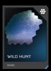 H5G REQ Visor Wild Hunt Rare