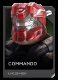 H5G REQ Helmets Commando Uncommon
