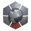 Icon of the Ghost Grey armor coating.