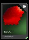 H5G REQ Visor Solar Uncommon