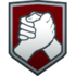 "Icon for the ""All Together Now"" Kill Mastery Spartan Company Kill Commendation."