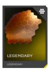 H5G REQ Visor Legendary Legendary
