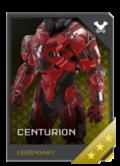 REQ card of the MJOLNIR Centurion armor.