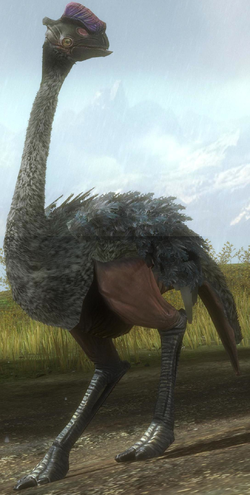 Placeholder image of a Moa from Halo: Reach. Will upload transparent version soon.