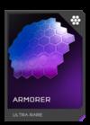 H5G REQ Visor Armorer Ultra Rare