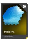 H5G REQ Visor Mithral Legendary