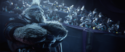 Tartarus and the High Council from Halo 2 Anniversary.