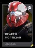 H5G REQ Helmets Reaper Mortician Legendary