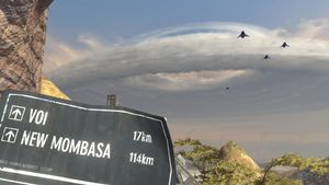 Battle of Tsavo Highway.